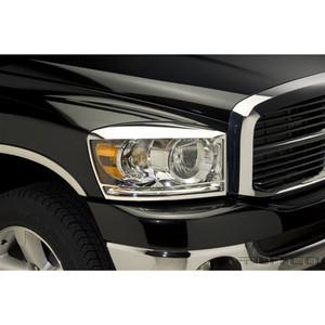 Putco   Front and Rear Light Bezels and Trim   06-08 Dodge RAM 1500   PUTZ0021