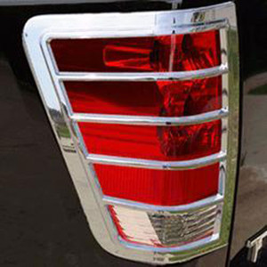 Putco | Front and Rear Light Bezels and Trim | 05-06 Nissan Armada | PUTZ0095