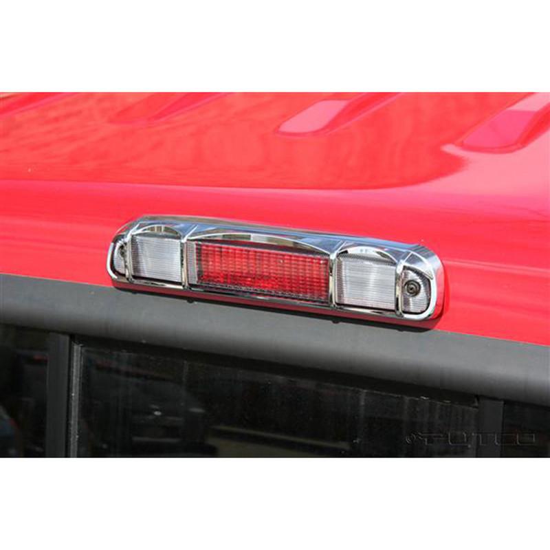 For Ford F-250 Super Duty 1999-2016 Putco Chrome 3rd Brake Light Cover