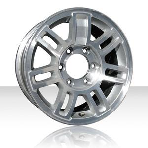 REVOLVE | 16-inch Wheels | 06-10 Hummer H3 | RVW0362
