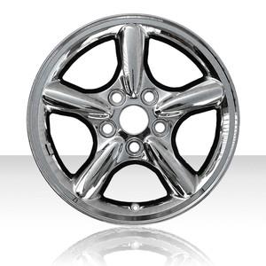 REVOLVE | 17-inch Wheels | 02-04 Jeep Grand Cherokee | RVW0384