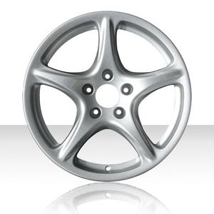 REVOLVE | 19-inch Wheels | 05-12 Porsche Boxter | RVW0545