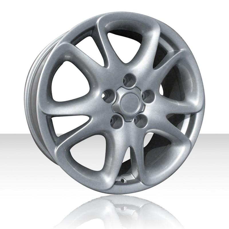 Revolve 19x9 Silver Wheel For 2003 2009 Porsche Cayenne