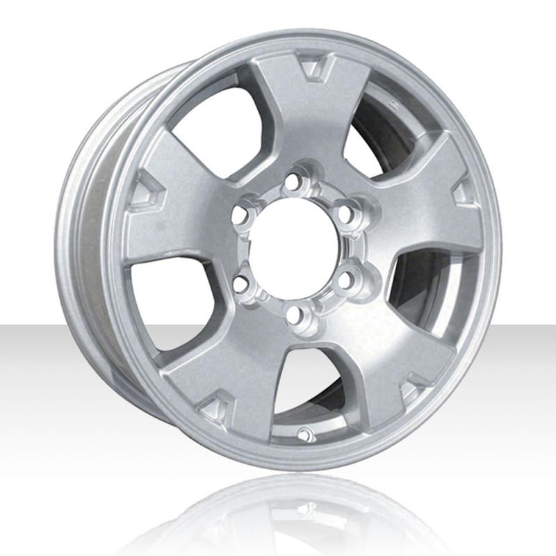 Revolve 16 Inch Wheels 05 14 Toyota Tacoma Rvw0595