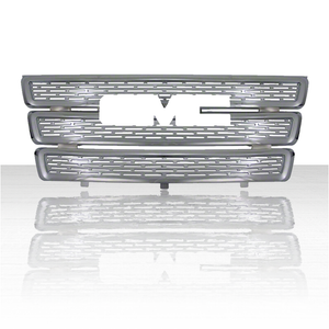 Auto Reflections | Grille Overlays and Inserts | 10-15 GMC Terrain | ARFG077