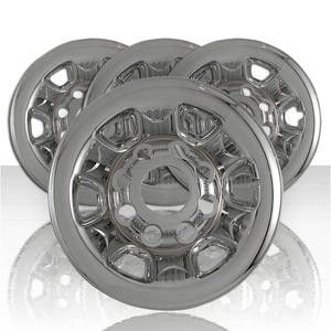 Auto Reflections | Hubcaps and Wheel Skins | 04-10 Chevrolet Silverado HD | ARFH051