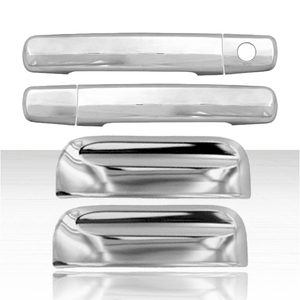 Auto Reflections | Door Handle Covers and Trim | 05-15 Nissan Xterra | ARFD084