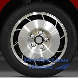 1984-1987 Chevy Corvette 16x9.5 Factory Left Wheel (Black)