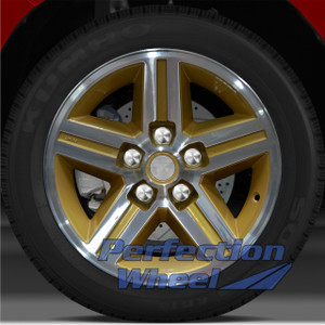 1985-1987 Chevy Camaro 16x8 Factory Front Wheel (Sparkle Gold)