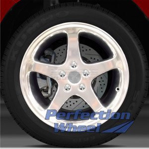 1999-2001 Ford Mustang Cobra 17x8 Factory Wheel (Full)