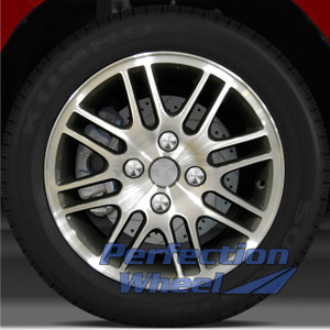 2000-2011 Ford Focus 15x6 Factory Wheel (Dark Argent Charcoal)