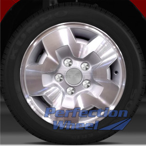 1994-2003 Chevy S10 4x4 15x7 Factory Wheel (Medium Sparkle Silver)
