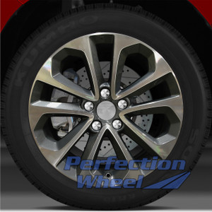 2013-2015 Honda Accord 18x8 Factory Wheel (Medium Charcoal LC72)
