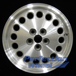Perfection Wheel | 15-inch Wheels | 85-86 Dodge Lancer | PERF01348