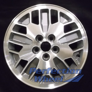 Perfection Wheel | 15-inch Wheels | 89 Dodge Lancer | PERF01411