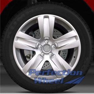 2007-2010 Bentley Continental 19x9 Factory Wheel (Fine Bright Silver)