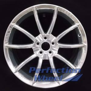 Perfection Wheel | 20-inch Wheels | 07-12 Ford Mustang | PERF01591