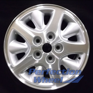 Perfection Wheel | 15-inch Wheels | 96-00 Dodge Grand Caravan | PERF01637