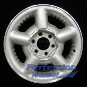 Perfection Wheel | 15-inch Wheels | 97-00 Dodge Dakota | PERF01651