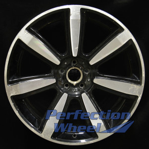 Perfection Wheel | 21-inch Wheels | 12 Bentley Continental | PERF01683
