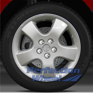 2003-2005 Dodge Neon 16x6 Factory Wheel (Bright Sparkle Silver)