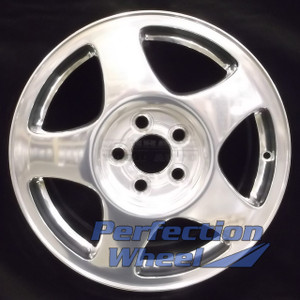 Perfection Wheel   16-inch Wheels   00-02 Lincoln LS   PERF02047