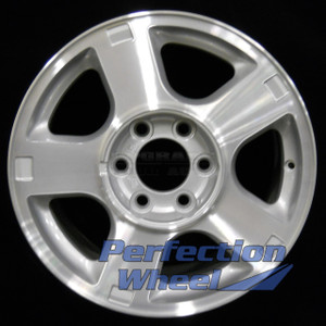 Perfection Wheel | 17-inch Wheels | 07-10 Ford Expedition | PERF02205