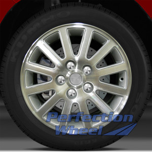 2008-2011 Mercury Mariner 16x7 Factory Wheel (Bright Sparkle Silver)