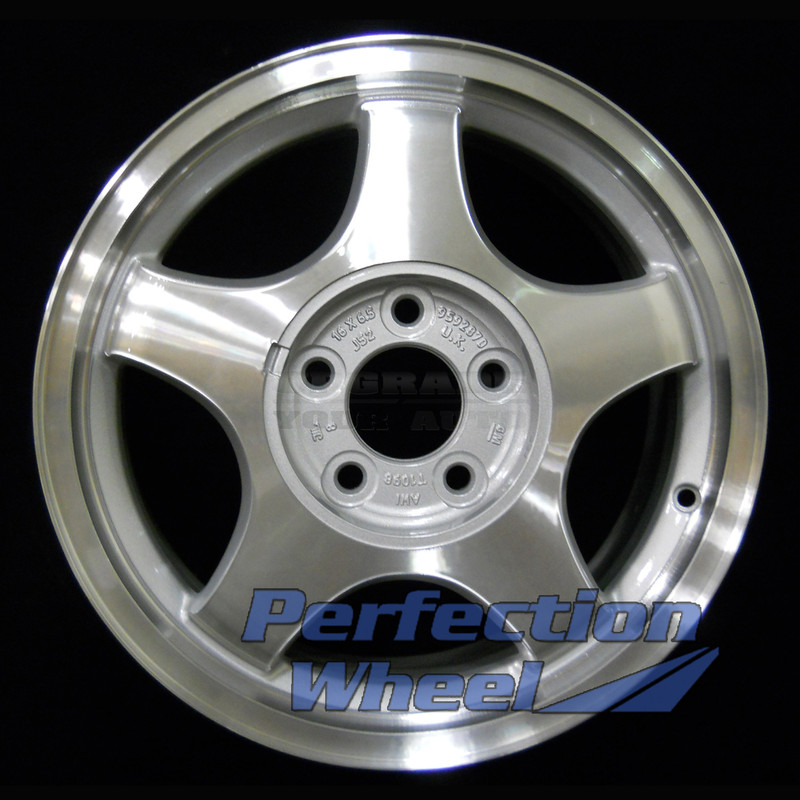 """16/"""" Silver Wheel for 2000-2007 Chevy Impala by REVOLVE"""