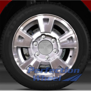 2007-2008 Isuzu i370 15x7 Factory Wheel (Sparkle Silver Machined)