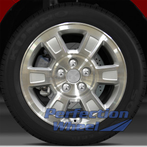 2008-2014 Honda Ridgeline 17x7.5 Factory Wheel (Medium Sparkle Silver)