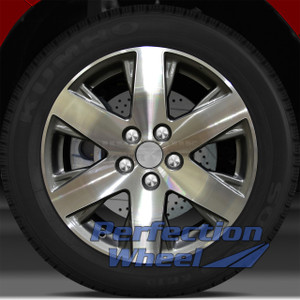 2011-2015 Honda Pilot 18x7.5 Factory Wheel (Dark Sparkle Charcoal)