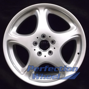 Perfection Wheel | 18-inch Wheels | 00 Mercedes S Class | PERF04954