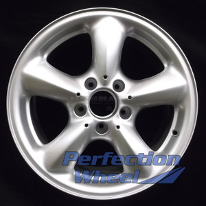 Perfection Wheel | 16-inch Wheels | 01 Mercedes SLK Class | PERF04980
