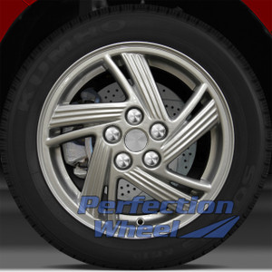 2000-2002 Pontiac Sunfire 15x6 Factory Wheel (Medium Sparkle Silver)