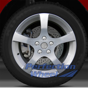 2005-2006 Chevy Cobalt 17x7 Factory Wheel (Sparkle Silver)