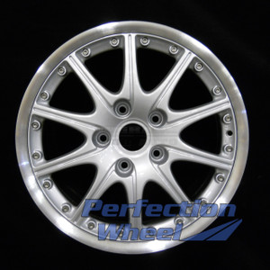 Perfection Wheel | 18-inch Wheels | 01-04 Porsche Boxster | PERF05625