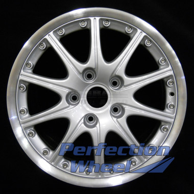 Perfection Wheel | 18-inch Wheels | 01-04 Porsche Boxster | PERF05644