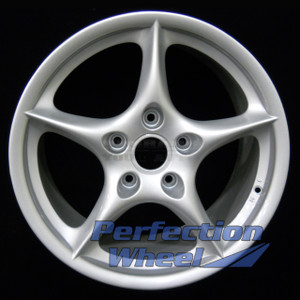 Perfection Wheel | 18-inch Wheels | 03-04 Porsche Boxster | PERF05652