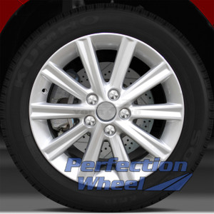 2011-2014 Toyota Camry 17x7 Factory Wheel (Bright Medium Silver)