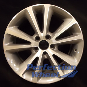 Perfection Wheel | 17-inch Wheels | 11-13 Volvo V Series | PERF06557