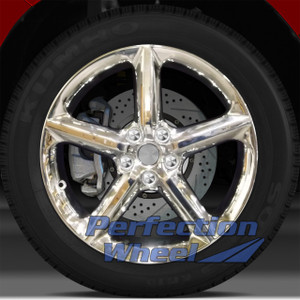 2007-2010 Saturn Sky 18x8 Factory Wheel (Full Chrome)