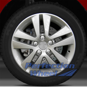 2008-2009 Saturn Astra 16x6.5 Factory Wheel (Sparkle Silver)