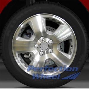 2002-2005 Acura MDX 17x6.5 Factory Wheel (Bright Fine Metallic Silver)