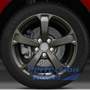 2009-2011 Acura TL 18x8 Factory Wheel (Medium Metallic Charcoal)
