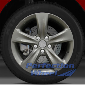 2012-2014 Acura TL 18x8 Factory Wheel (Fine Metallic Silver)