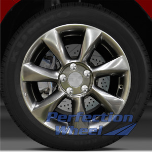 2008-2010 Infiniti EX35 17x7.5 Factory Wheel (Hyper Bright Smoked Silver)