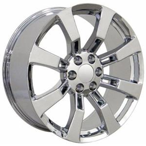20-inch Wheels | 03-08 GMC Savana | OWH0980