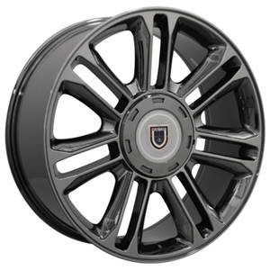 22-inch Wheels   02-06 Chevrolet Avalanche   OWH1175