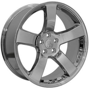 20-inch Wheels   06-15 Dodge Charger   OWH1736
